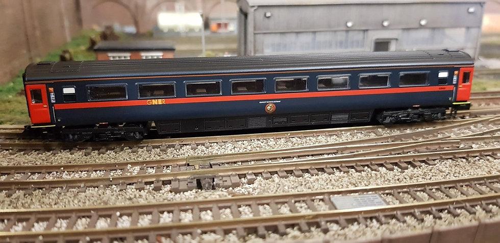 Dapol 2P-005-932 Mk3 TSO second open 42063 in GNER blue