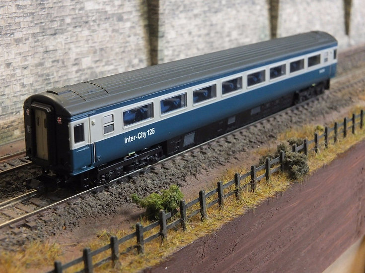 Dapol 2P-005-037 Mk3 TSO second open E42101 in BR blue and grey