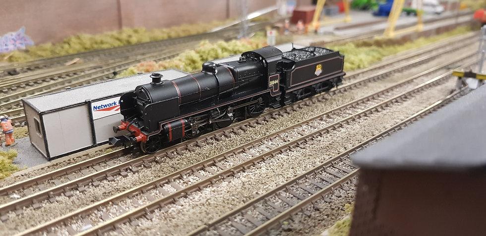 Farish 372-931 N Class 2-6-0 31844 BR Black Early Emblem