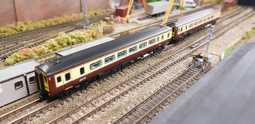 2D-021-001 Class 156 2 Car Set Strathclyde Livery 156508