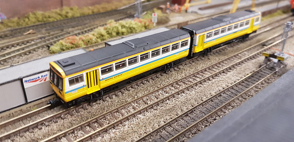 Dapol ND116E Class 142 Tyne & Wear PTE 142021