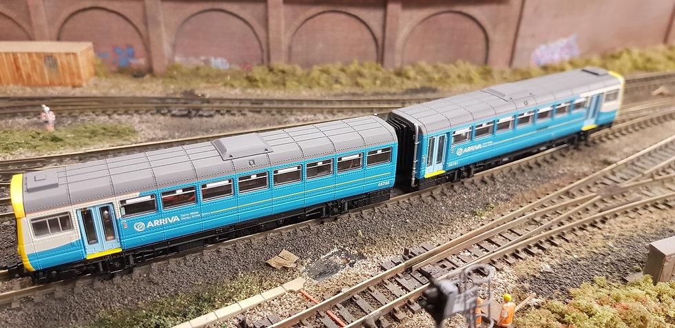 Dapol ND116D Class 142 Arriva Trains Wales 142085