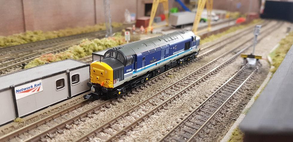 Farish 371-170 Class 37/4 37422 'Robert F. Fairlie' BR Regional Railways
