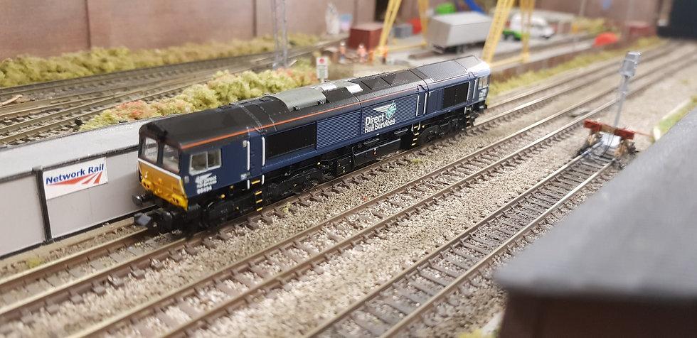Farish 371-397 Class 66 DRS