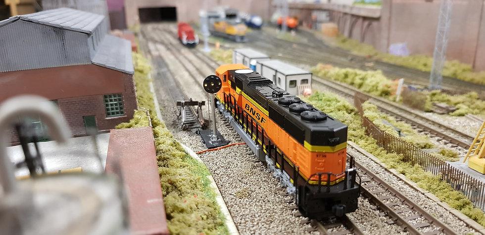 3 Aspect Pennsylvania Railroad Signal