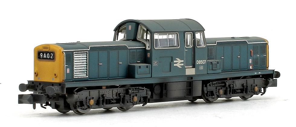 E84511 EFE Rail N Gauge Class 17 Locomotive with DCC Sound