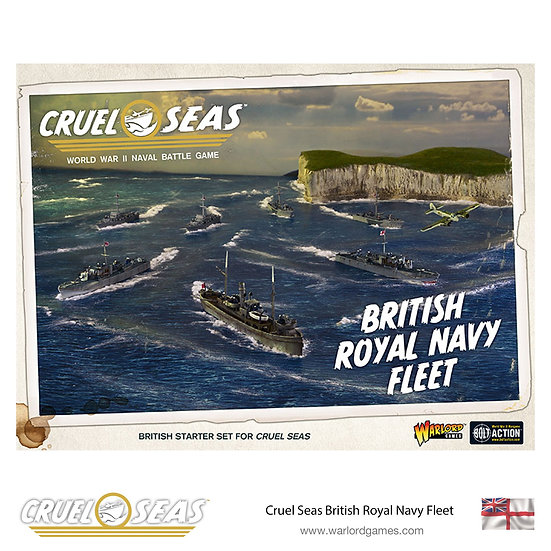 Royal Navy Fleet Cruel Seas