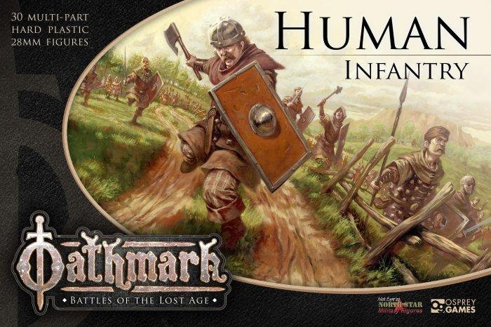 Warlords of Erehwon Human Infatry