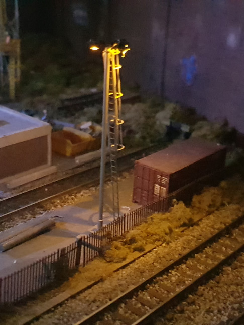 N Gauge Lights and Signals