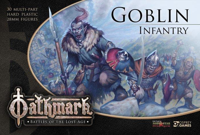 Warlords of Erehwon Goblin Infantry