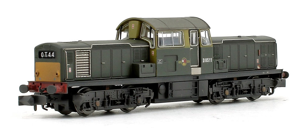 E84508 EFE Rail N Gauge Class 17 Locomotive with DCC Sound