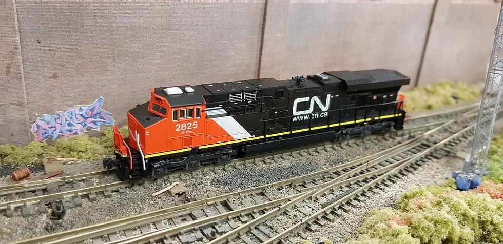 Kato 176-8927 N Canadian National ES44AC GEVO Diesel Loco #2825
