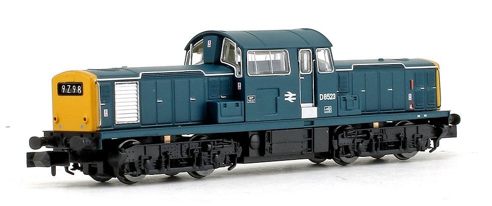 E84506 EFE Rail N Gauge Class 17 Locomotive with DCC Sound