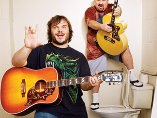 This is not a blog about Tenacious D