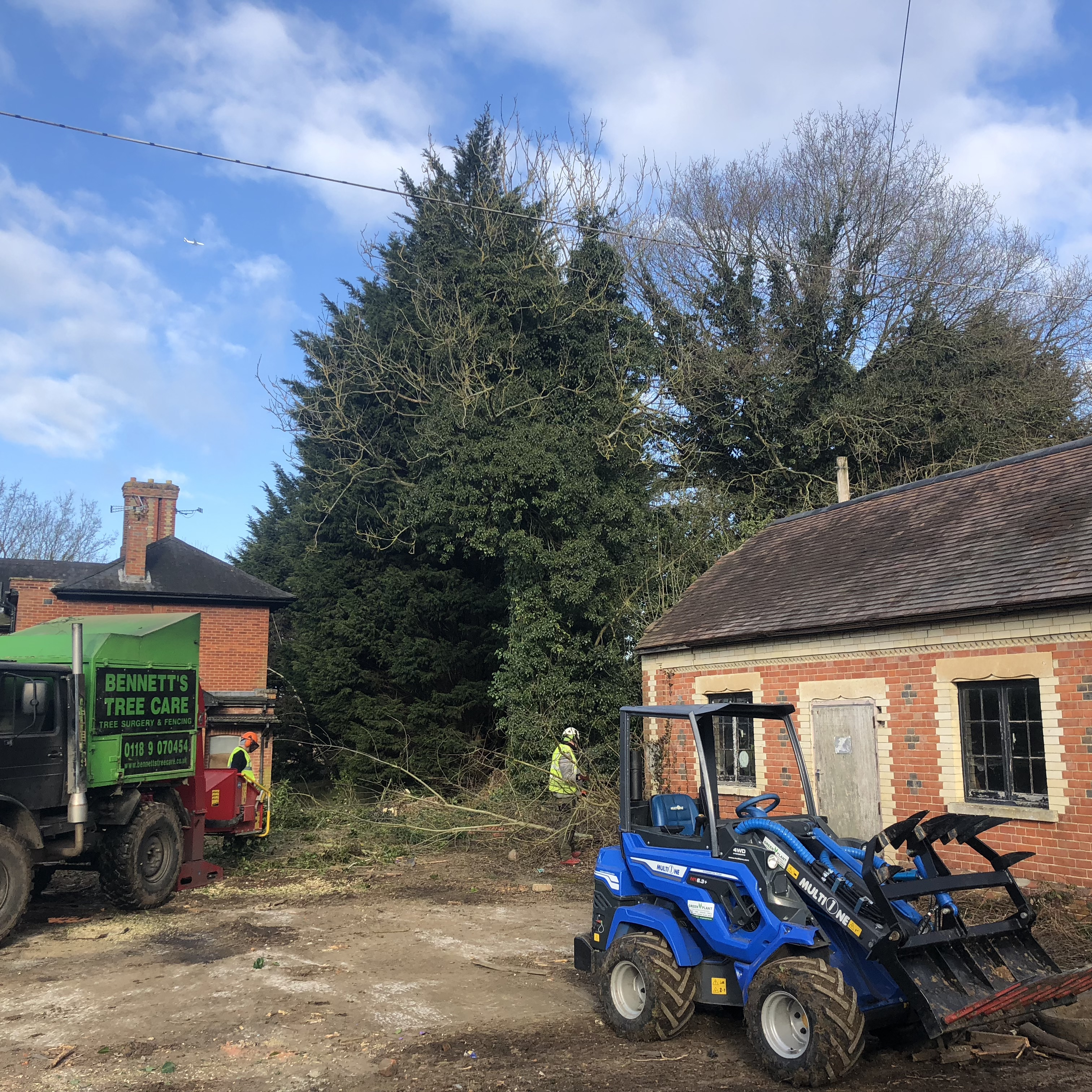 site clearance works