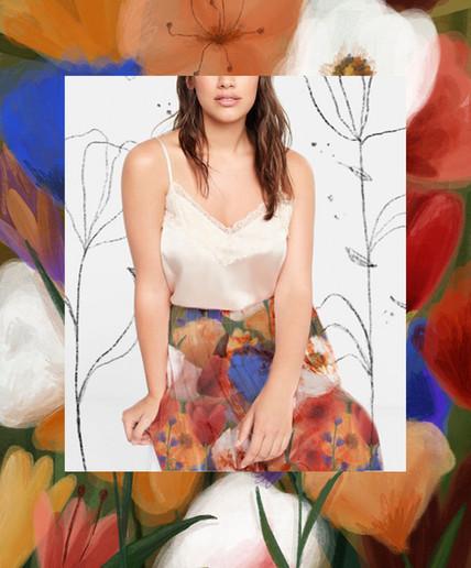Falda Flowers