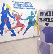 Mural Arte-terapeútico