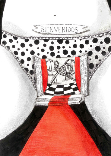 Ilustración #lareglanoestabú