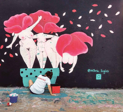 Mural Sororidad