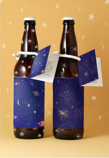 Cervezas para ver las estrellas