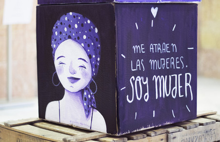 Totem Mujeres Reales