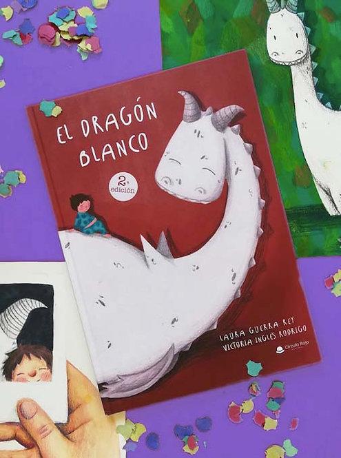 """Libro """"El dragón blanco"""""""