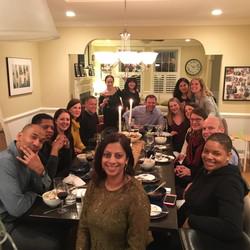Progressive Dinner 2018
