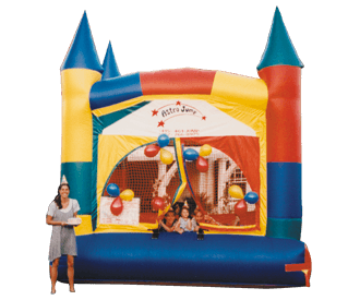 Castle Moon Bounce