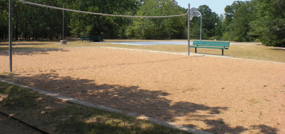 Vollyball and Basketball Court