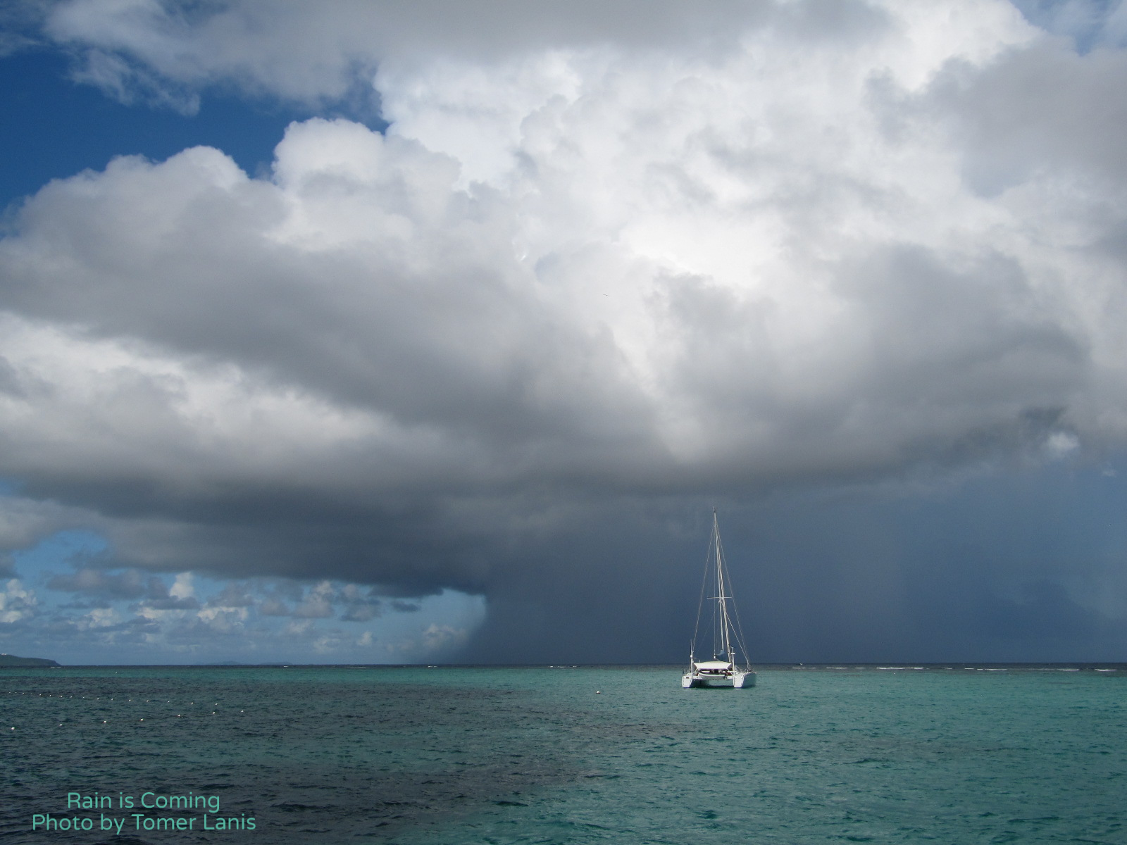 Rain is Coming Grenadines