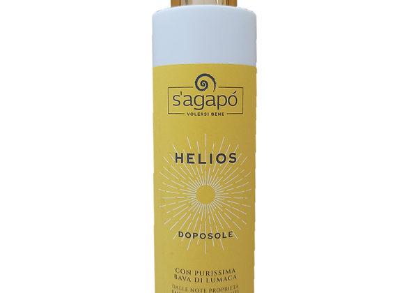Helios - doposole con purissima bava di chiocciole