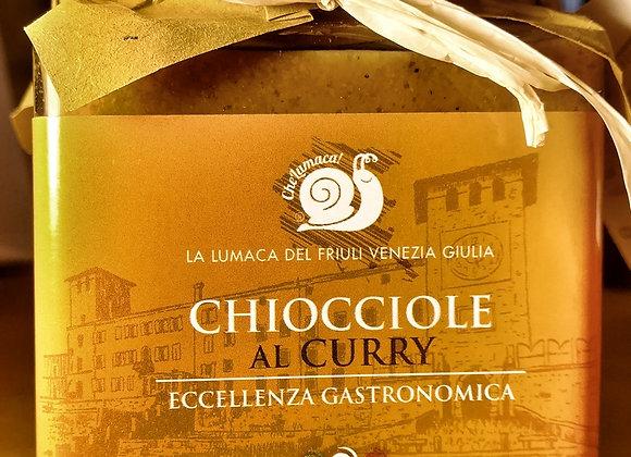 Chiocciole al curry