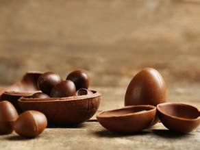 3 Recheios para ovo de Páscoa