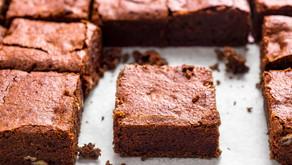 Brownie de Chocolate com Café