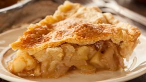 Torta americana de maçã