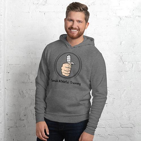 Candid Logo Unisex hoodie