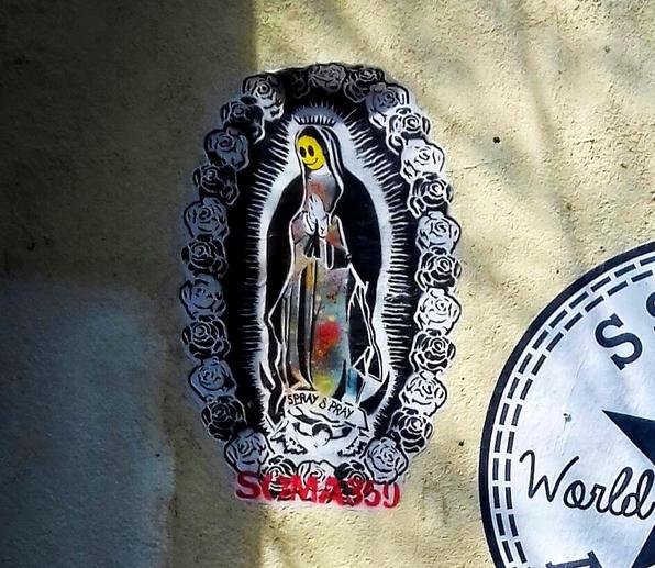 ACID MARIA / SPRAY AND PRAY
