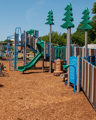 Woodlawn Playground Opening Day.JPG