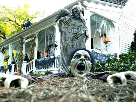 Hopewell Halloween Decorating Contest