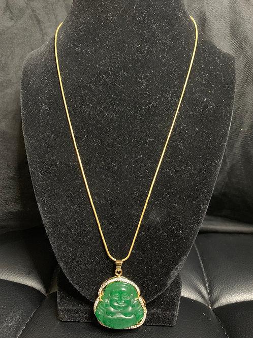 Luck of Buddha Jade -Medium