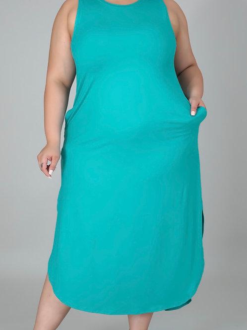 Breeze Maxi Dress -Plus