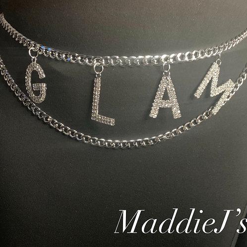 Glam Chain Belt