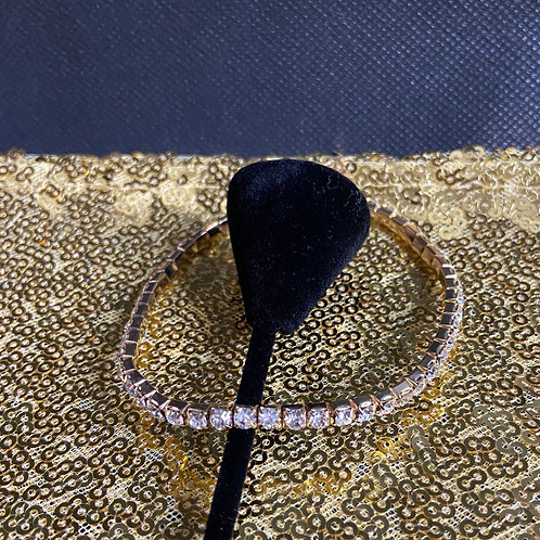 Simplicity Anklet