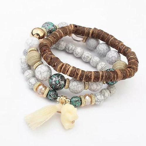 Bohemian Vibes Bracelet Set