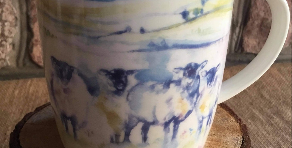 Sheep CountryLife Design Mug