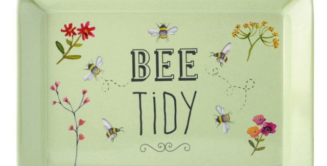 'Bee Tidy'Scatter Tray