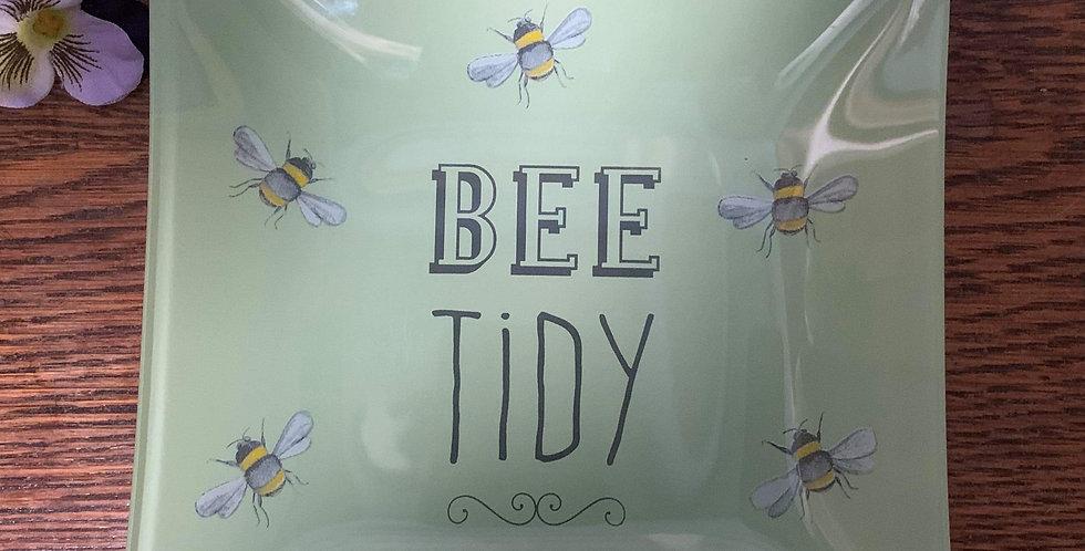 Bee Tidy Trinket Dish