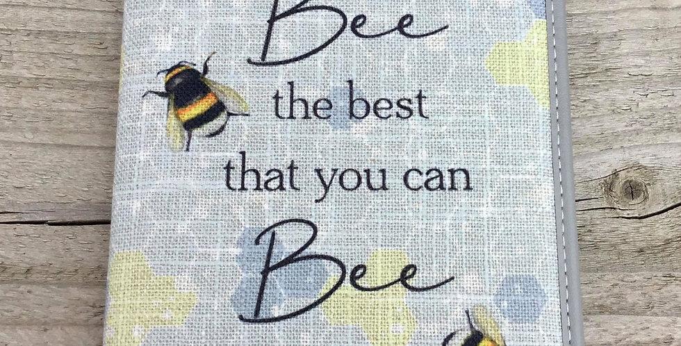 Bee Notebook Case