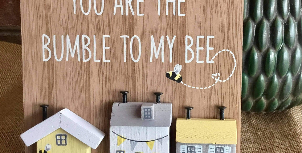 Bumble to my Bee Easel