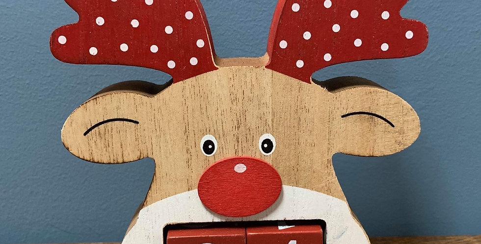 Rudolph Countdown to Christmas